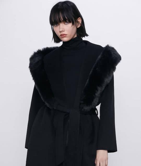 zara cappotto donna inverno 2019