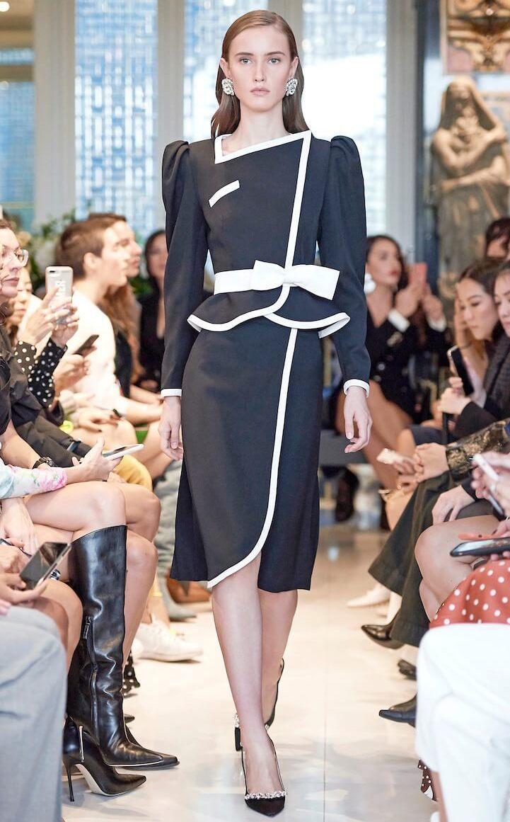 Alessandra Rich tailleur cerimonia primavera estate 2020