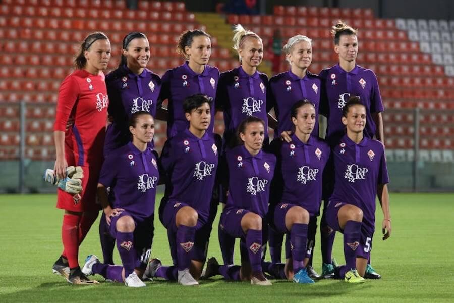 Fiorentina calcio femminile