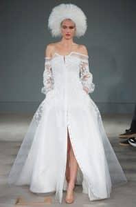 Abito sposa alta moda pe 2020 Mabille