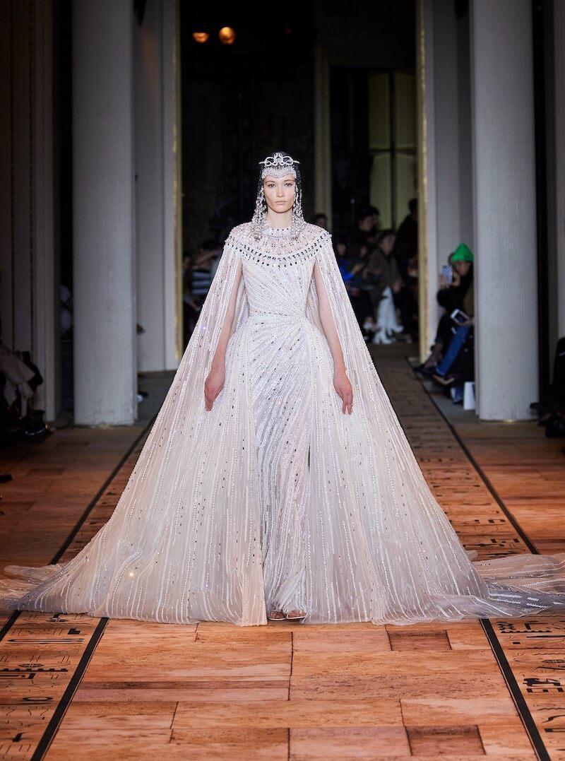 Zuhair Murad sposa couture pe 2020