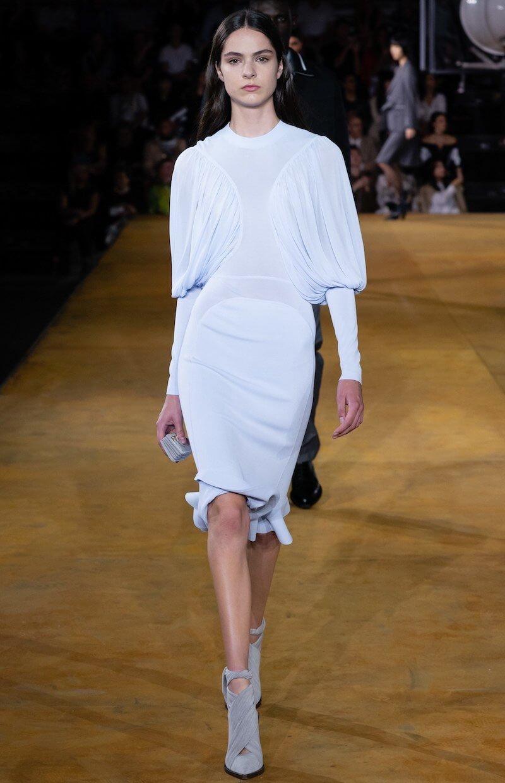 abito elegante corto primavera estate 2020-burberry