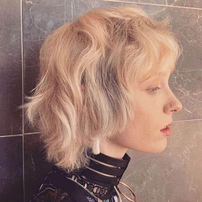 capelli biondi tagli 2020-
