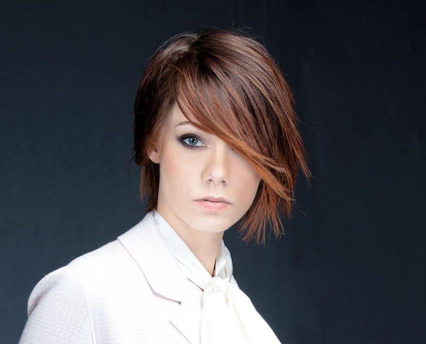 capelli castani sfumature rosse 2020