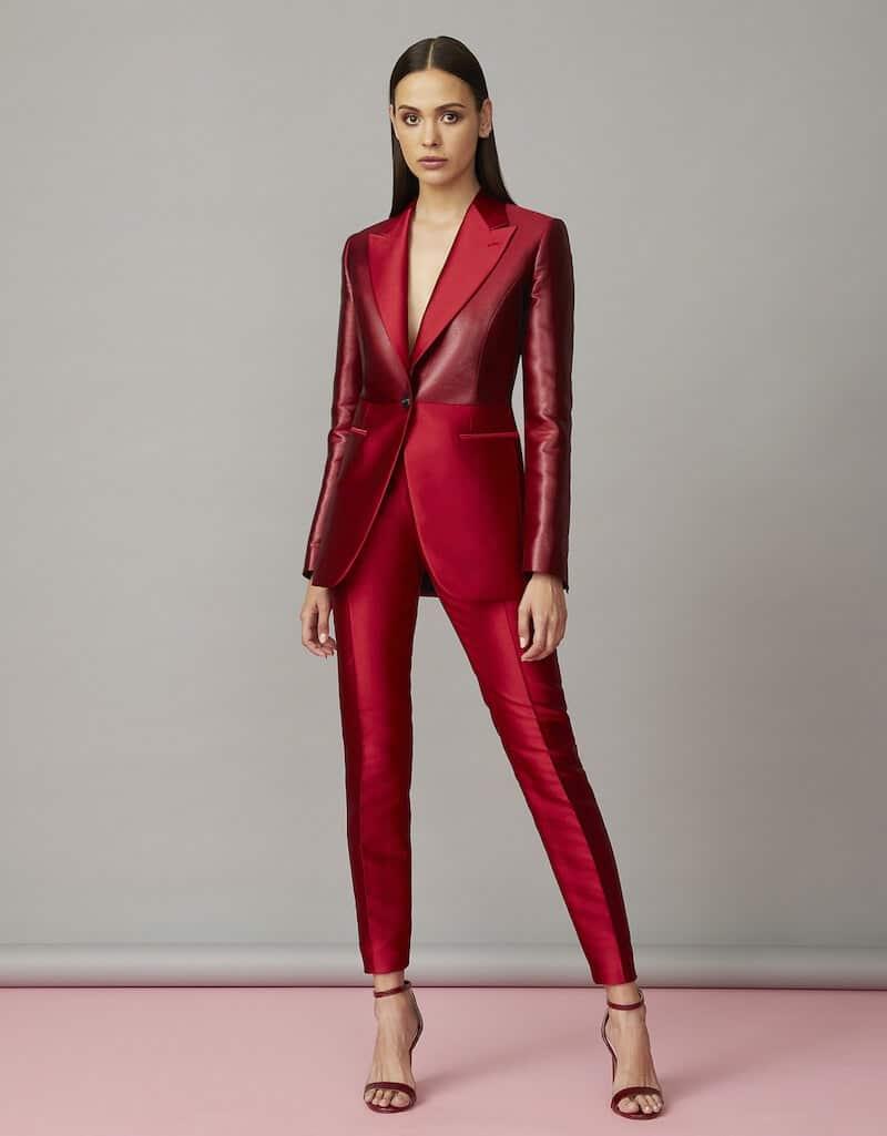 tailleur pantalone cerimonia 2020 -pignatelli