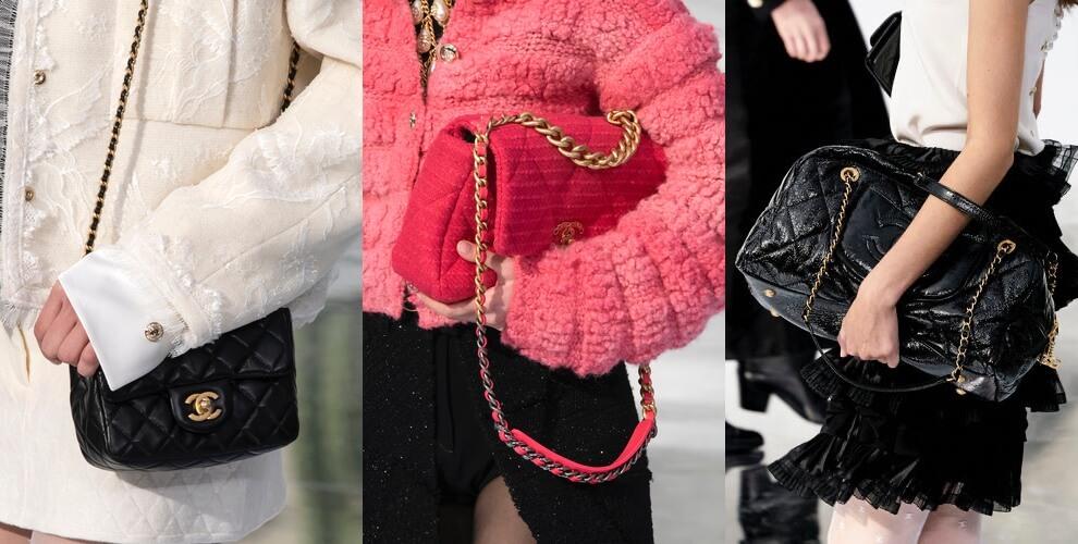 Borse Chanel inverno 2020 2021