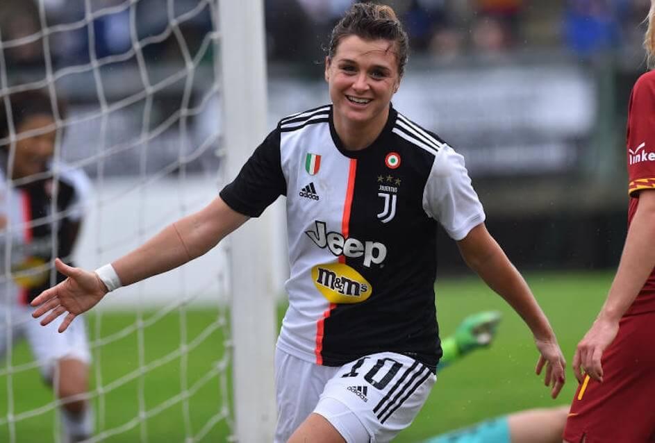 Cristiana Girelli Juventus Woman biografia