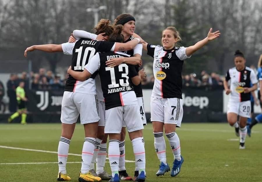 Calcio femminile 2020   2021 calendario serie A   Donne Sul Web