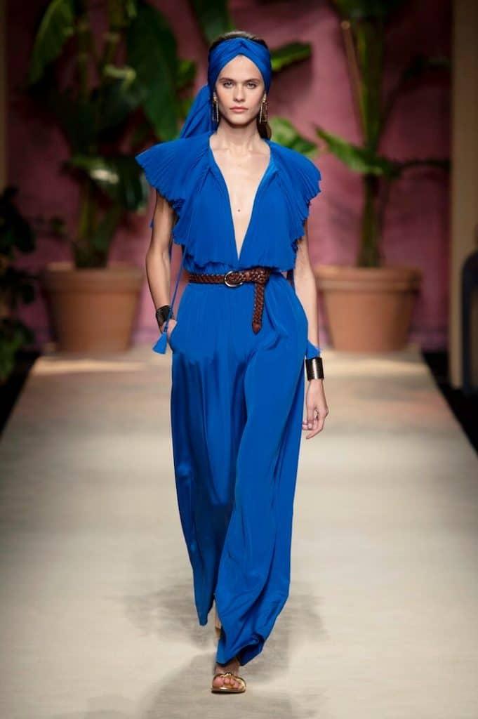 Luisa Spagnoli tuta elegante cerimonia estate 2020