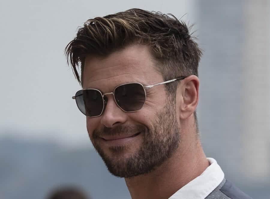 capelli uomo nuovi tagli corti 2020