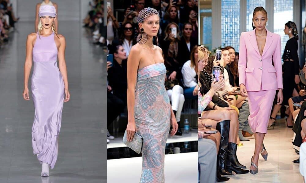 colori moda estate 2020 - vestiti pastello