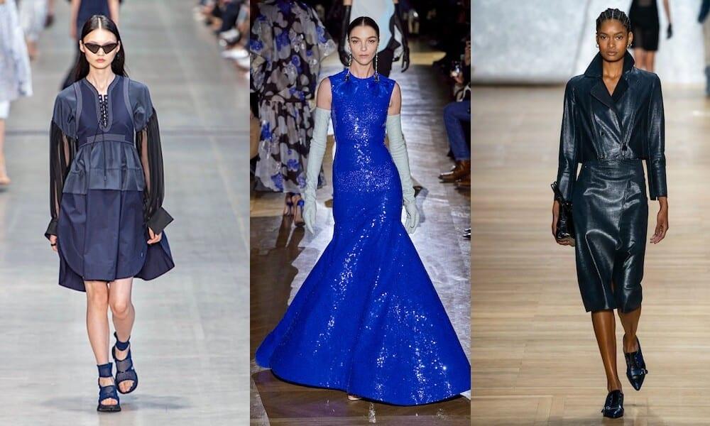 colori moda primavera estate 2020-blu