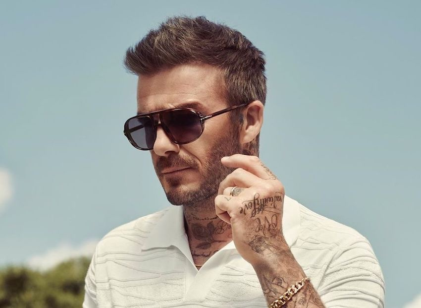 david beckham instagram 2020