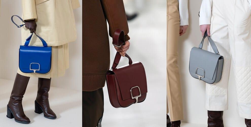 moda autunno inverno 2020 2021 borse Hermes