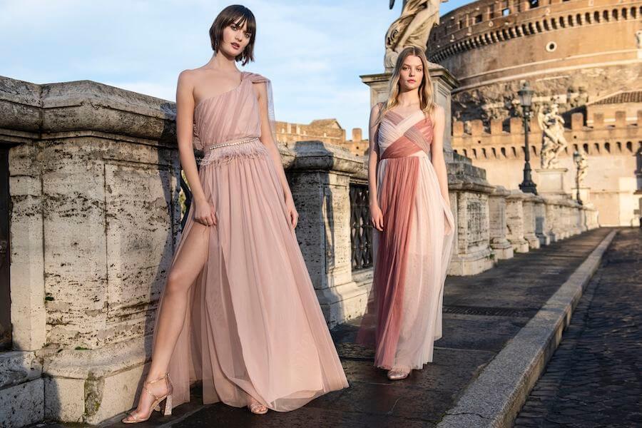 Vestiti Eleganti Motivi.Motivi Abbigliamento Collezione Primavera Estate 2020 Donne Sul Web