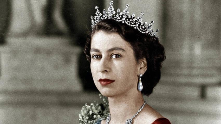 regina elesabetta 1952