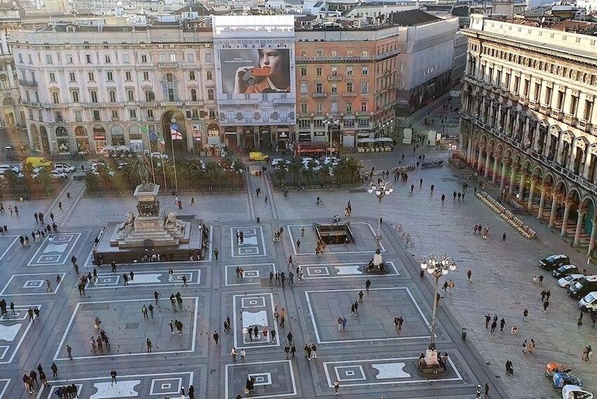 Italia Milano centro