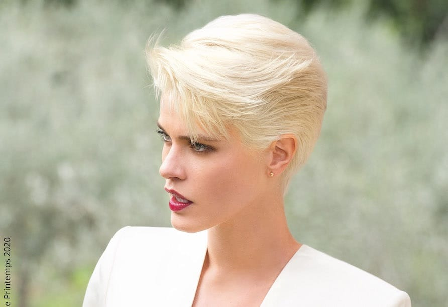 colore capelli estate 2020 biondo platino