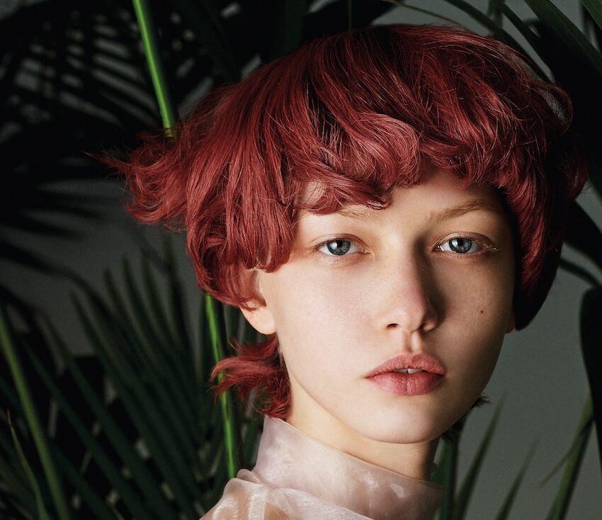 colore capelli estate 2020 rosso rame