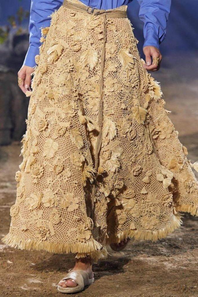 gonne lunghe moda estate 2020-dior