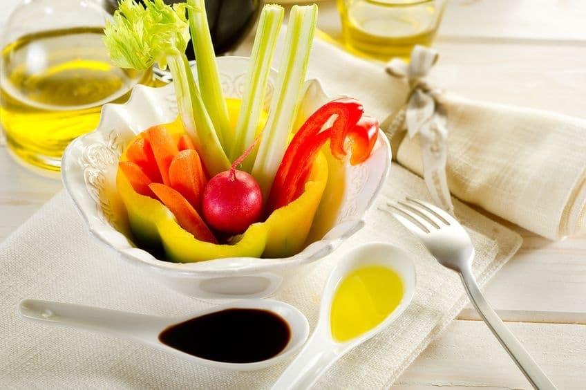 ravanelli pinzimonio ricetta