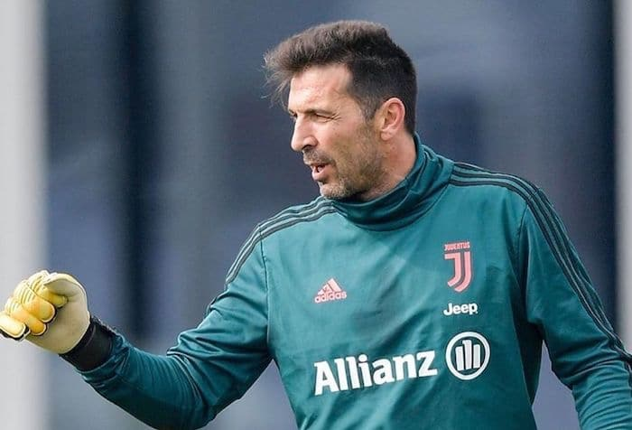 Gianluigi Buffon Instagram