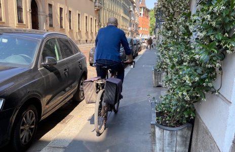 Milano via pontaccio