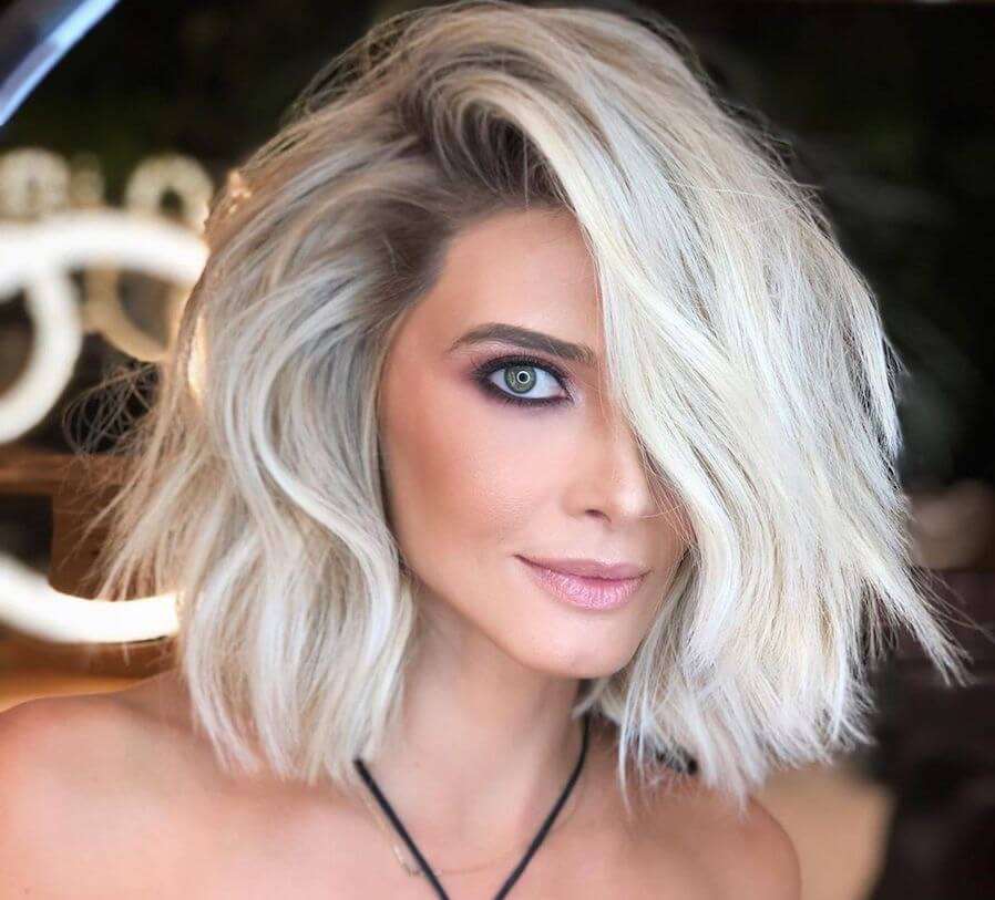 Bob e carrè: 11 tagli capelli medi estate 2020 - Donne Sul Web