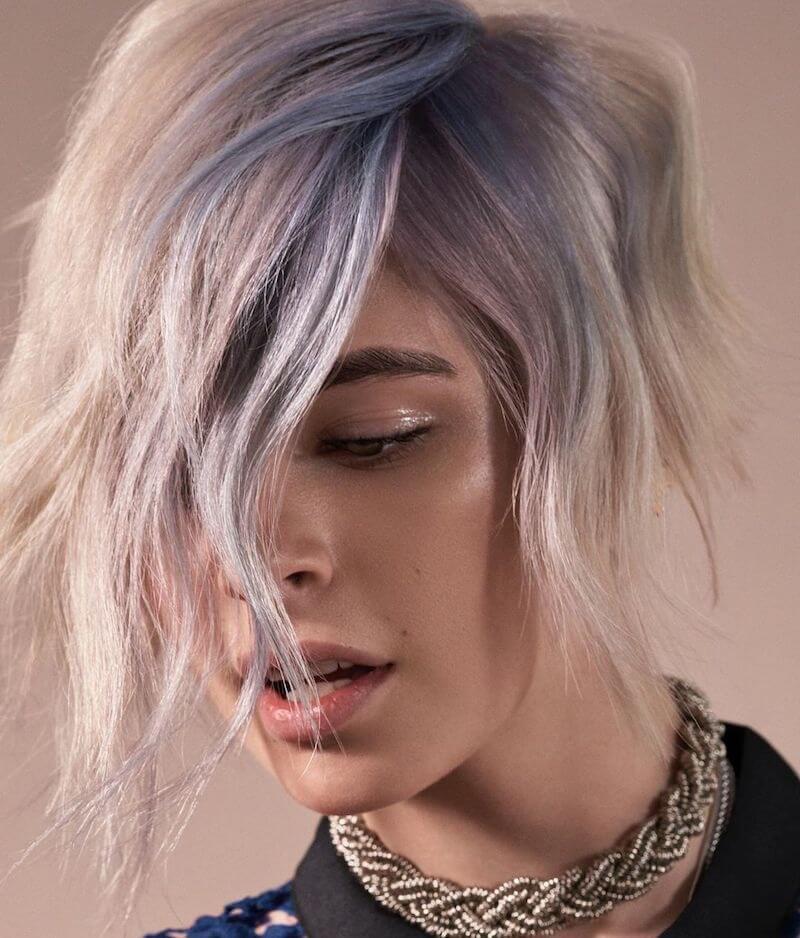 capelli scalati 2020