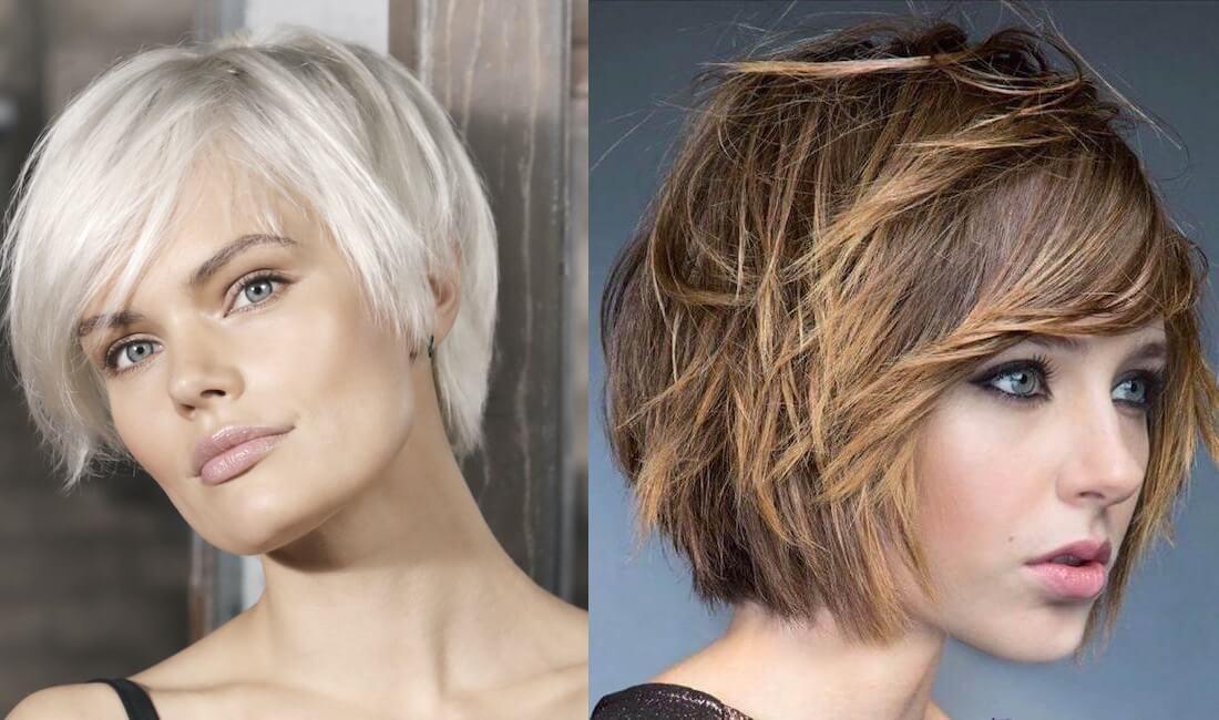 capelli scalati estate 2020