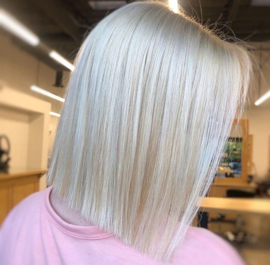 capelli biondo platino 2020-sfumature