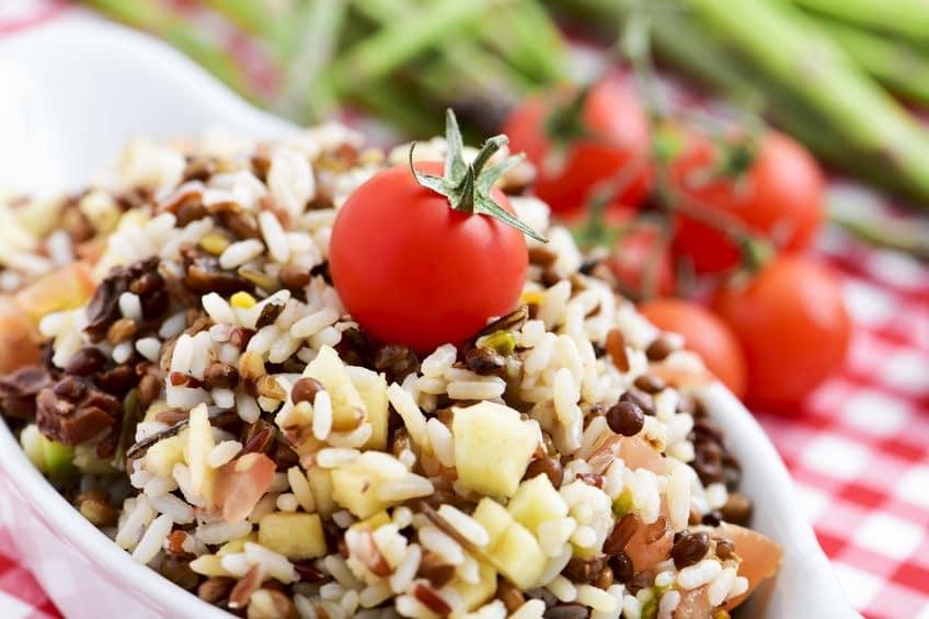 insalate di riso ricette