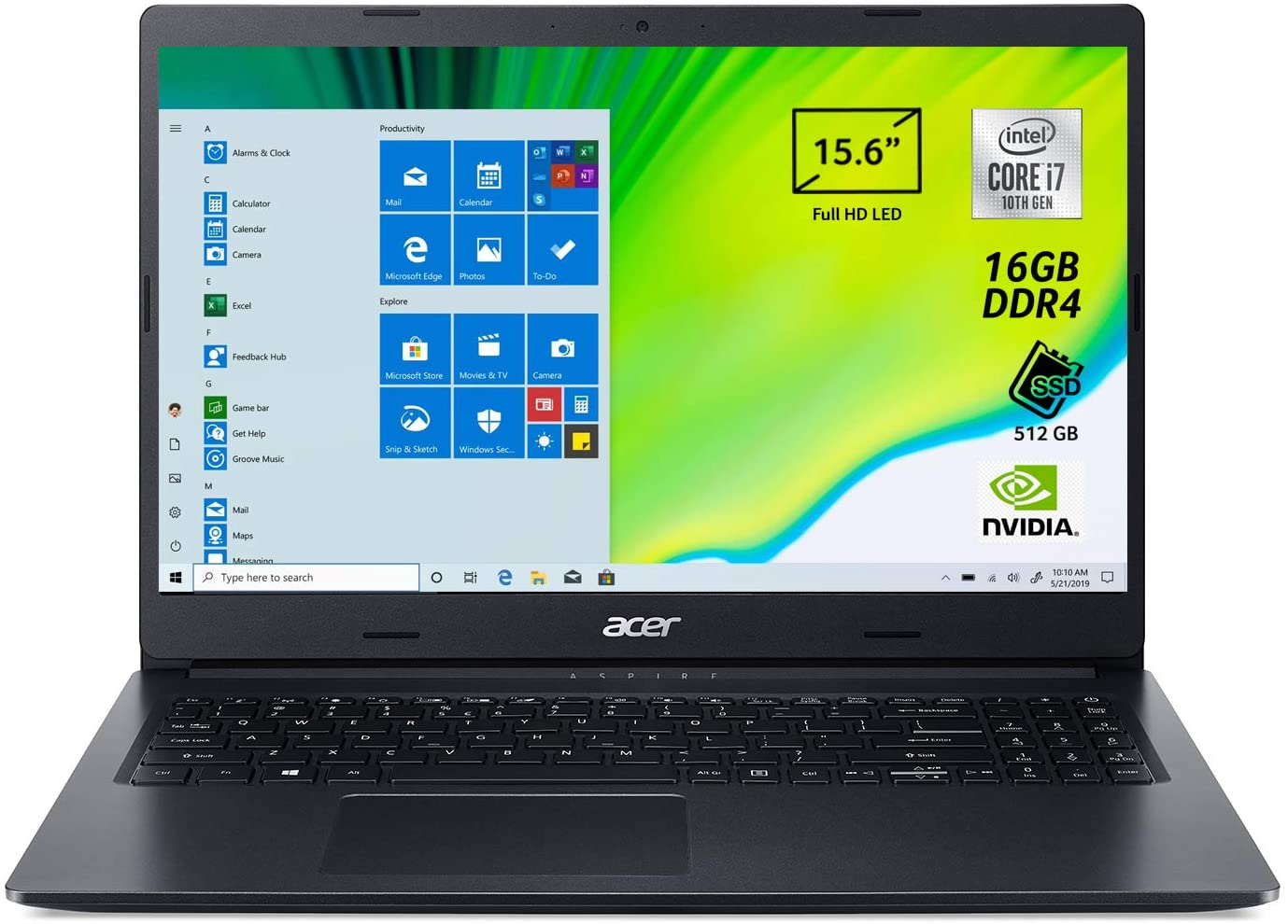 Acer Aspire 3 amazon