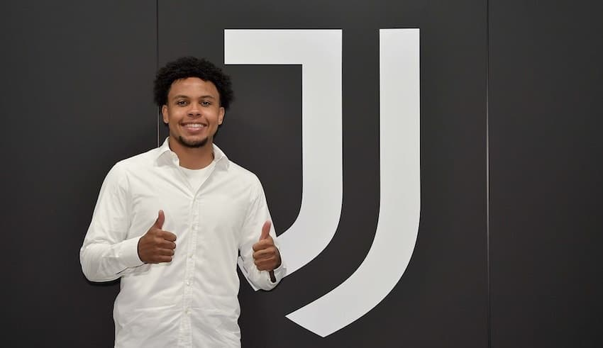 Weston McKennie Juve