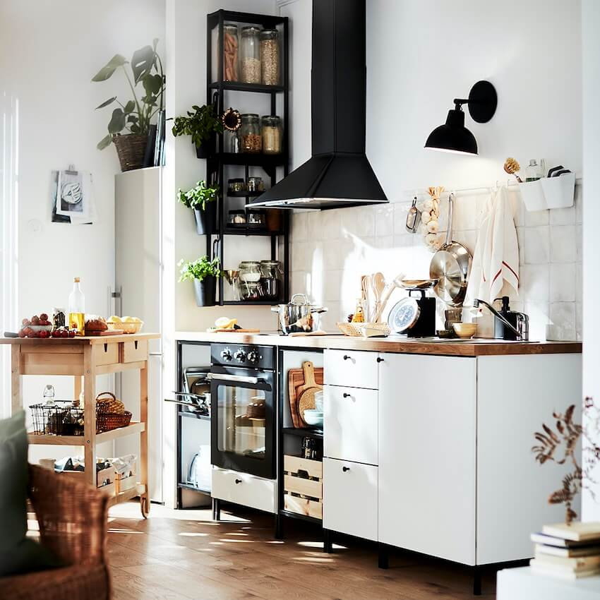 ikea ENHET cucine 2021