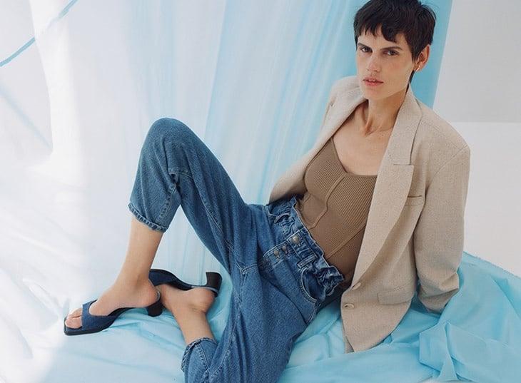 Zara jeans autunno 2020