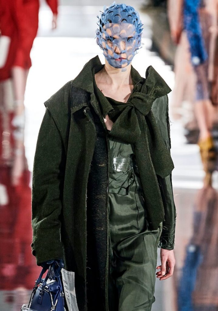 Margiela cappotti inverno 2021