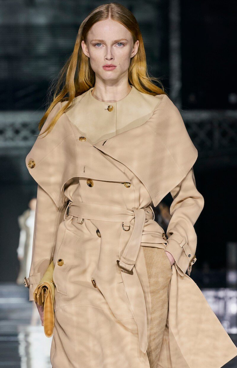 Trench Burberry donna 2020 2021