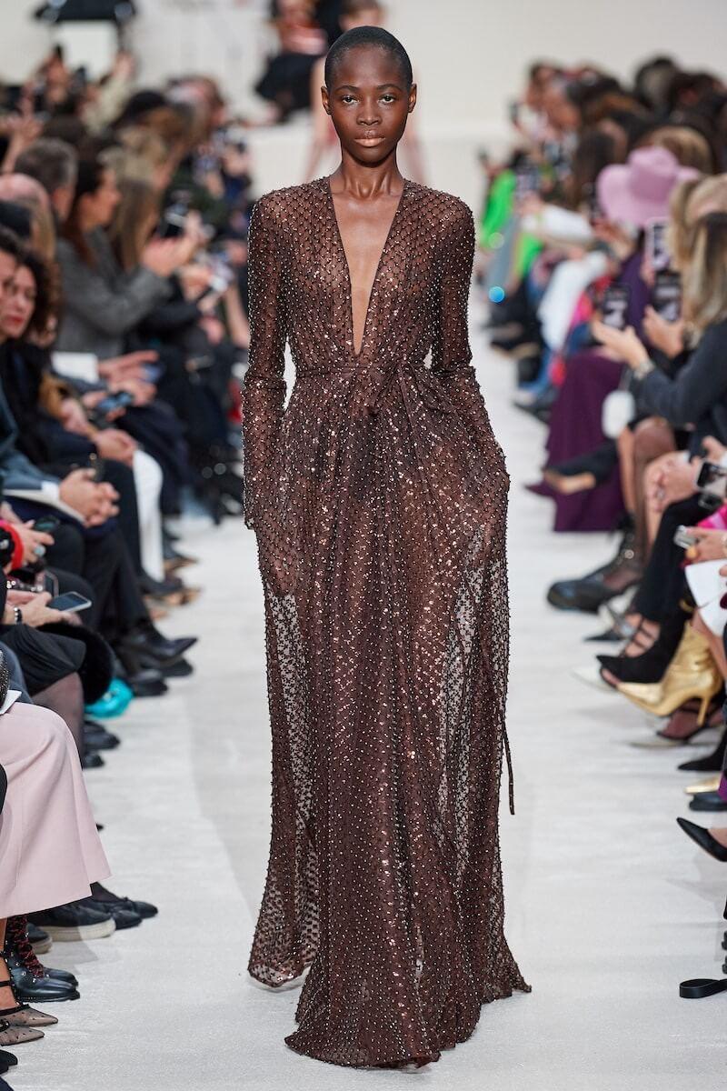 abiti eleganti lunghi inverno 2020 2021-
