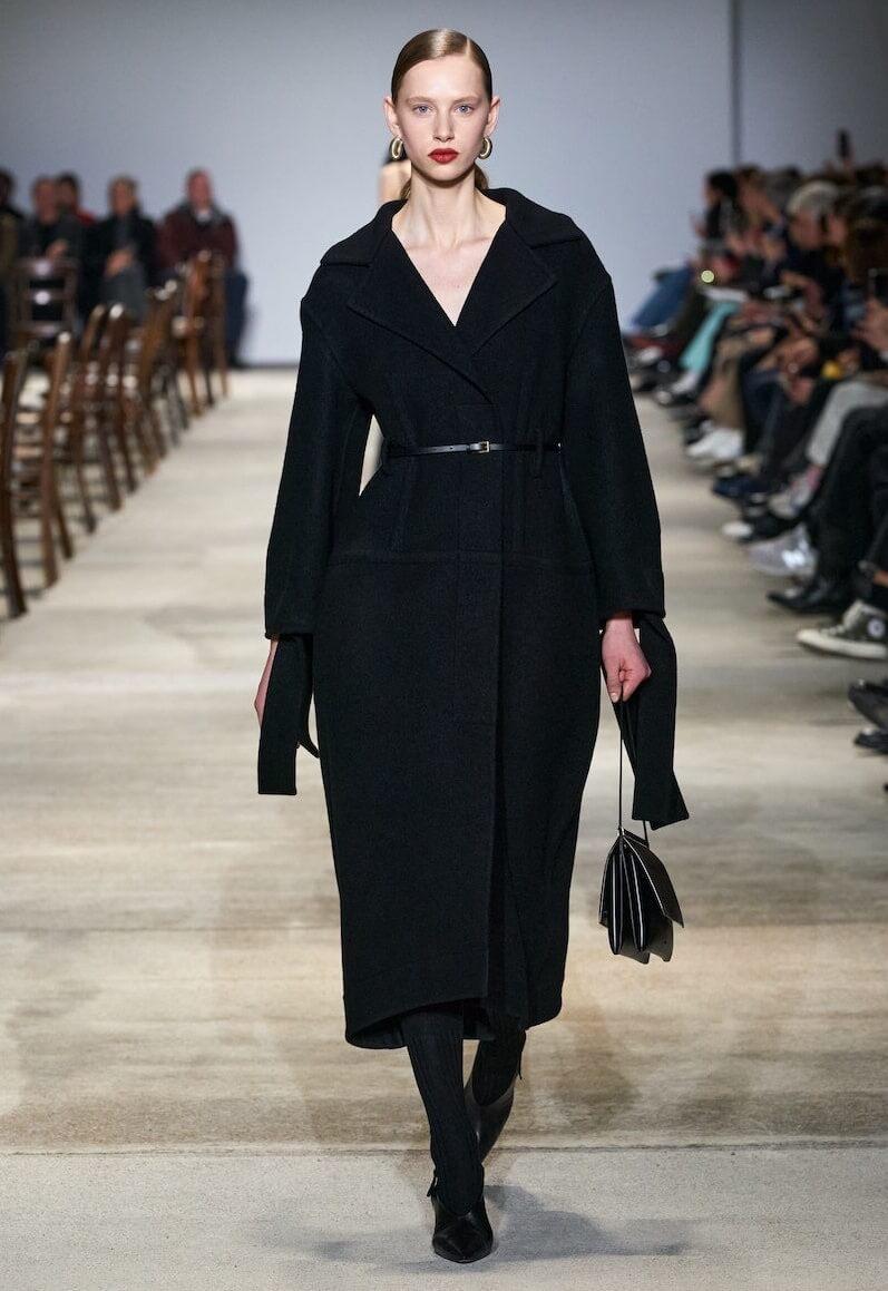 cappotti neri inverno 2020 2021