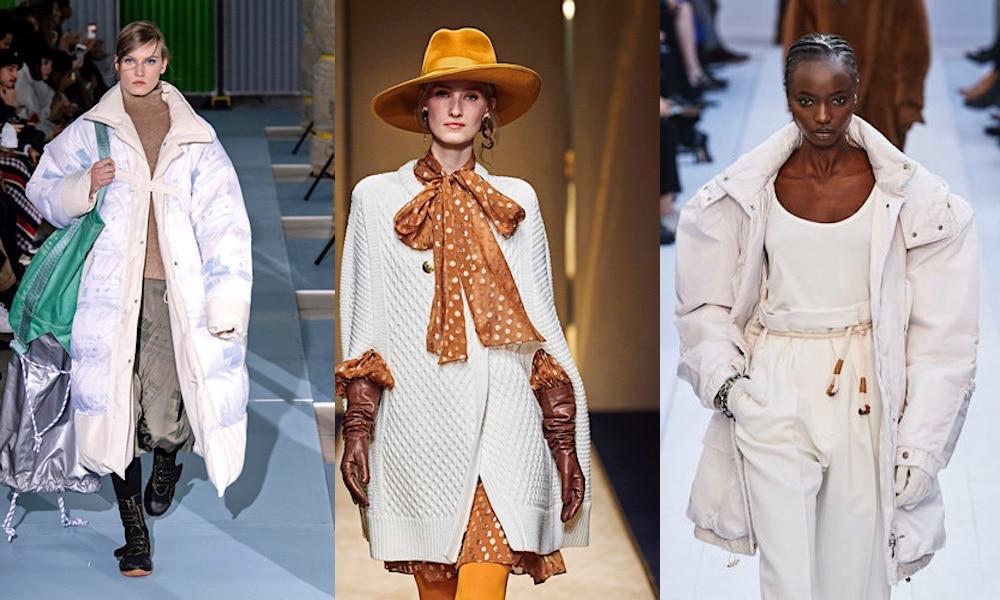 piumini mantelle moda inverno 2020 2021