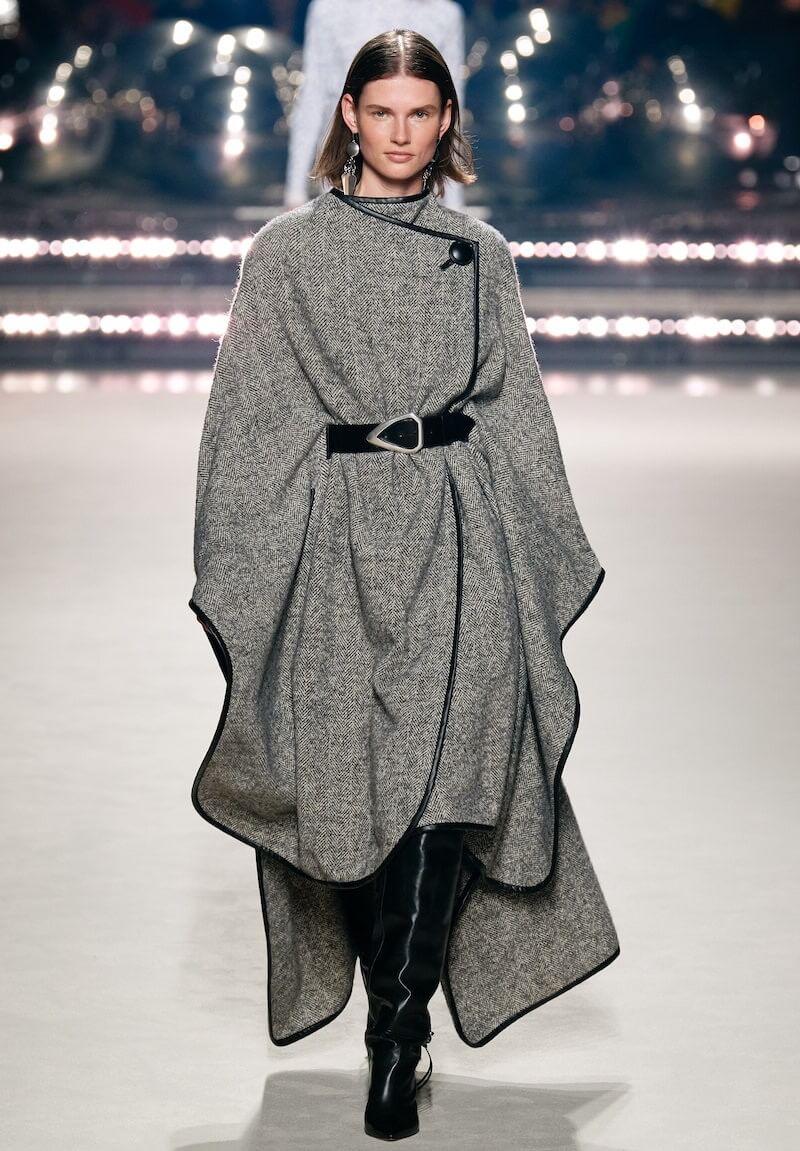 cappotto mantella inverno 2020 2021