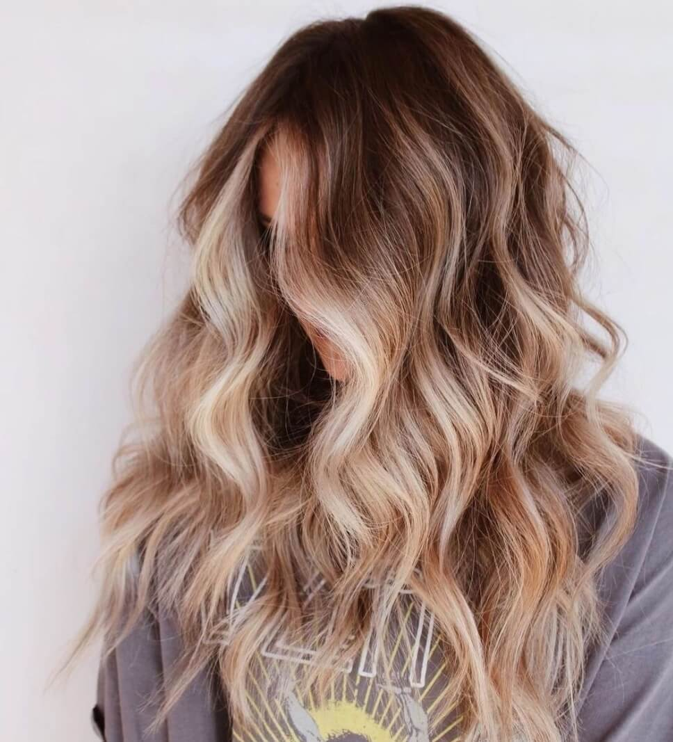 colore capelli 2021- sfumature bionde