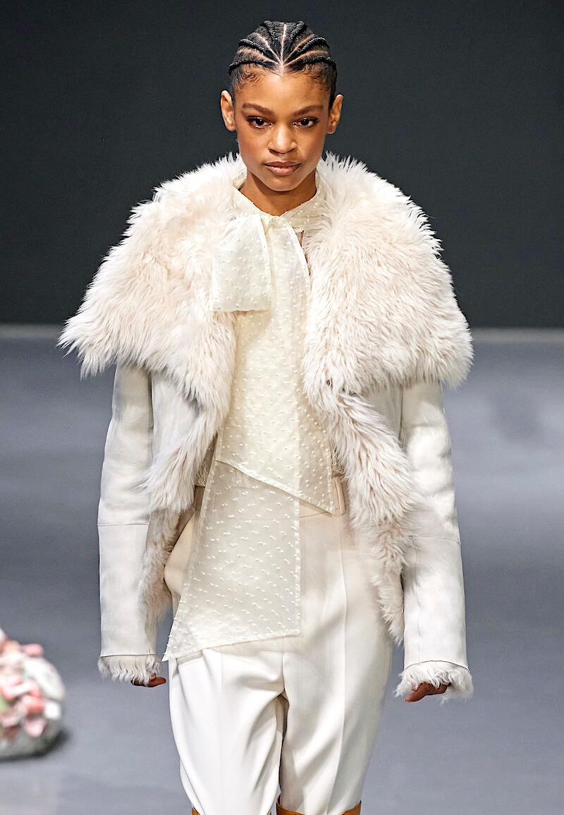 colori moda autunno inverno 2020 2021 -bianco