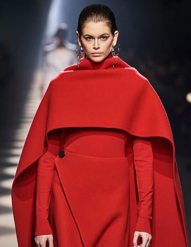 colori moda autunno inverno 2020 -2021 -rosso