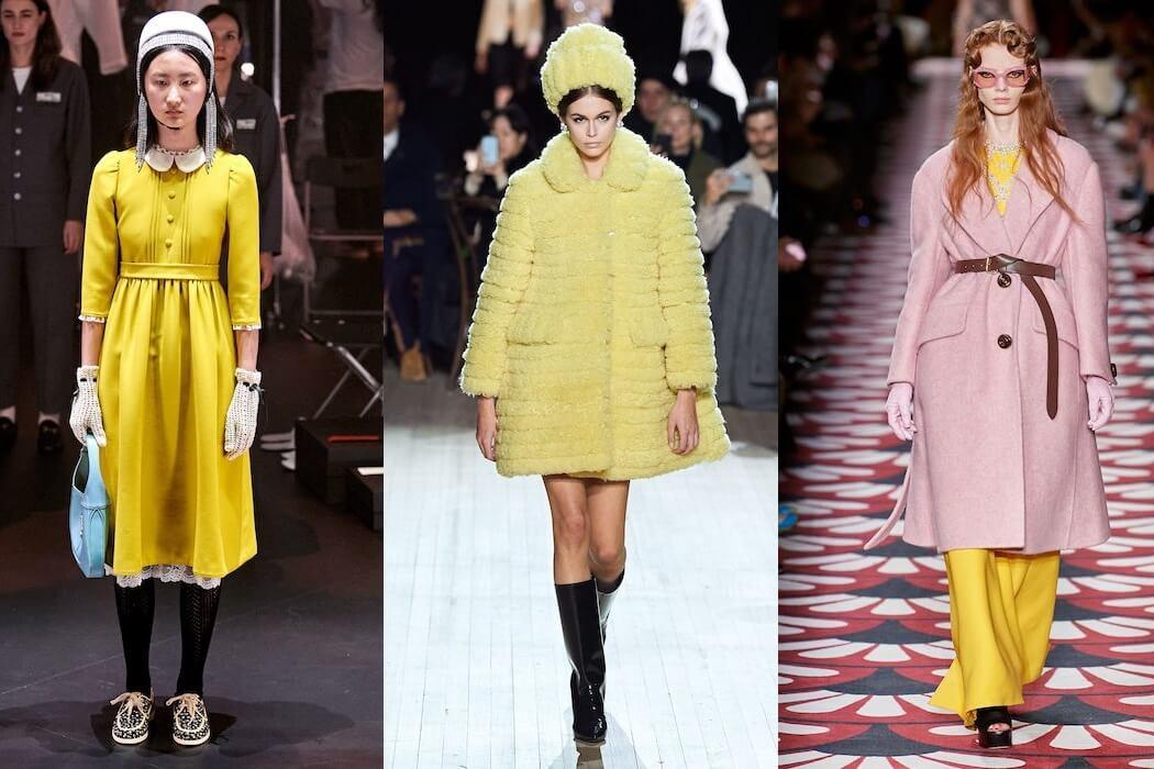 colori moda inverno 2020-2021