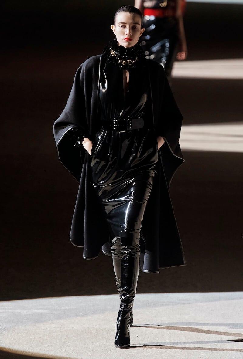 colori moda inverno 2020 2021-nero