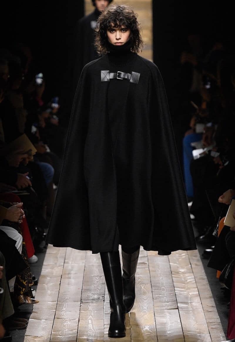 colori moda inverno 2021-nero