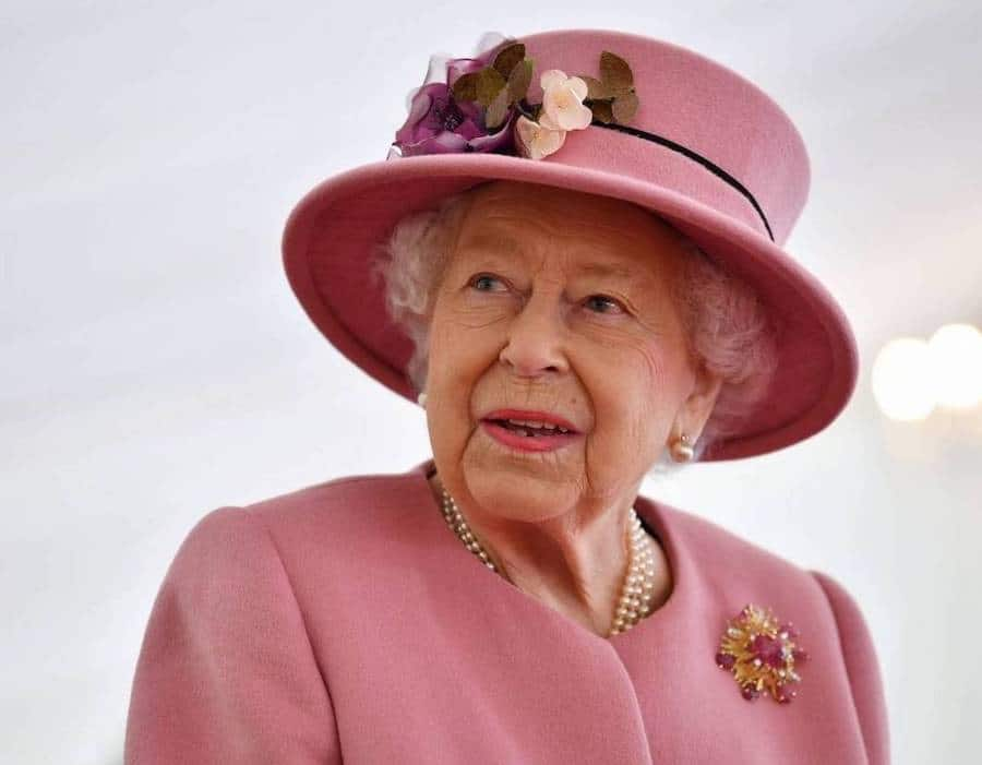 regina elisabetta 15 ottobre 2020