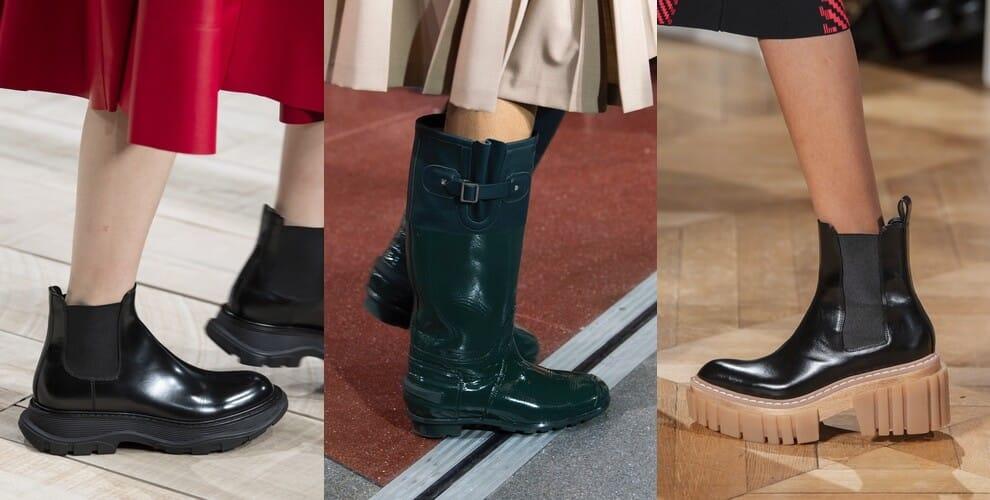 stivaletti moda inverno 2020 2021